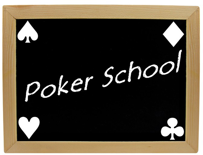 Poker Training School